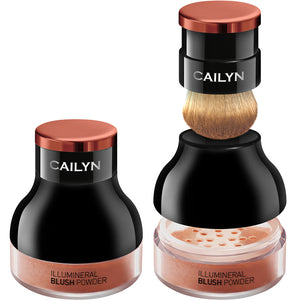 Cailyn Cosmetics Illumineral Blush Powder