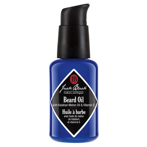 Jack Black Beard Oil 1oz Vegan