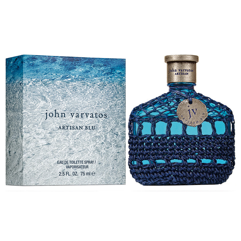 John Varvatos Artisan Blue EDT 2.5 OZ