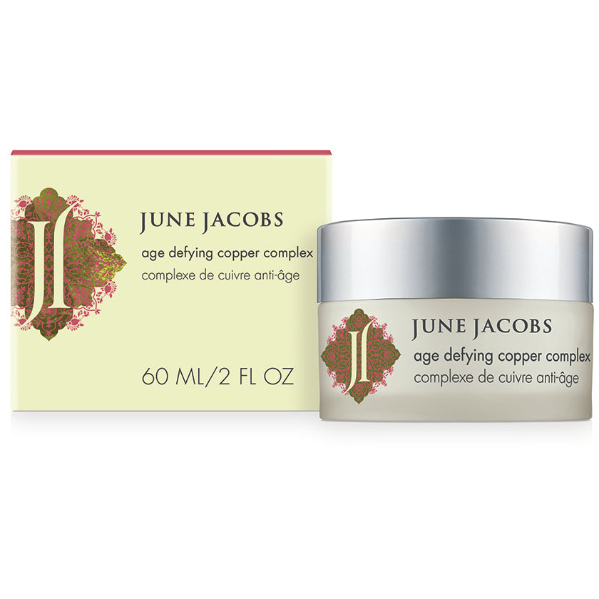 June Jacobs Age Defying Copper Complex Face Cream Treatment Skincare
