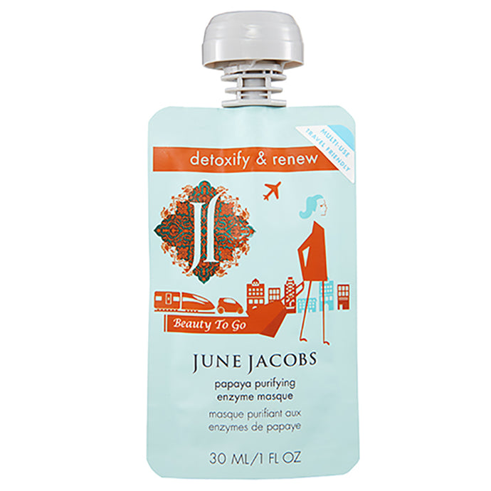 June Jacobs Papaya Purifying Enzyme Masque on the Go
