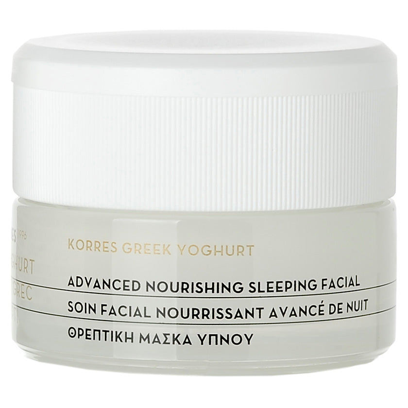 Korres Greek Yogurt Advanced Nourishing Sleeping Facial