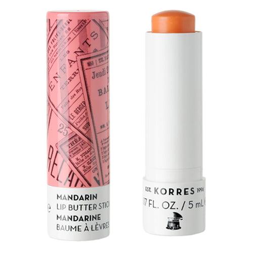 Korres Mandarin Lip Butter Stick