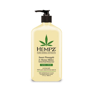 Hempz Sweet Pinapple & Honey Melon Creamy Herbal Body Moisturizer