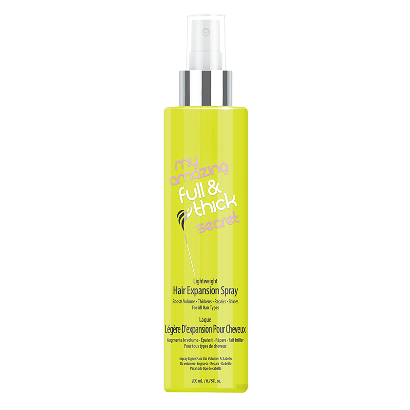 My Amazing Full & Thick Hair Expansion Spray