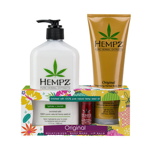 Hempz Original Body Gift Set
