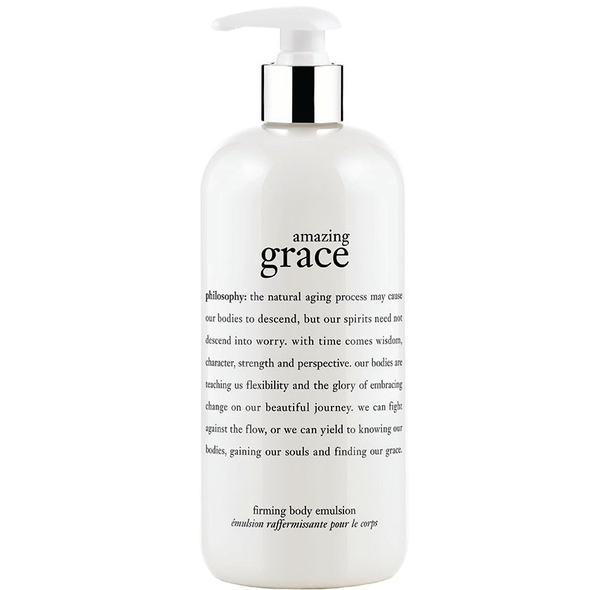 Philosophy Amazing Grace Firming Body Emulsion Moisturizer Lotion