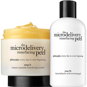Philosophy The Microdelivery Resurfacing Peel Kit