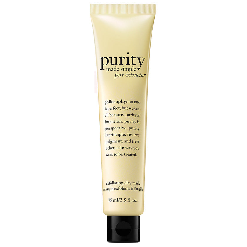 Philosophy Purity Made Simple Pore Extractor Mask