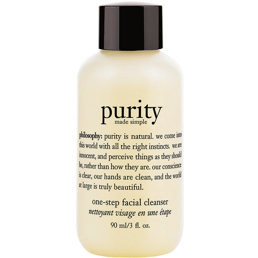 Philosophy Purity Made Simple Facial Cleanser 3 OZ