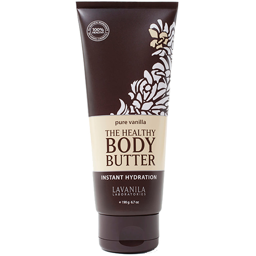 Lavanila Healthy Body Butter - Pure Vanilla