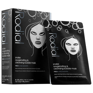 Rodial Snake Oxygenating & Cleansing Bubble Mask X8