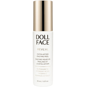 Doll Face Reveal Exfoliating Enzyme Peel