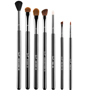 Sigma Beauty Basic Eyes Kit Makeup Brushes