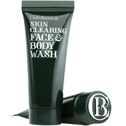 Clark's Botanical Skin Clearing Face/Body Wash