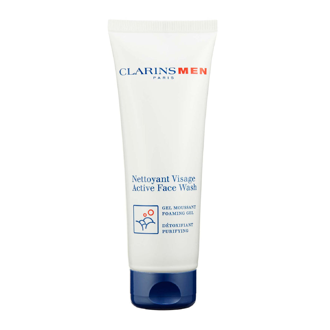 Clarins Men Active Facewash