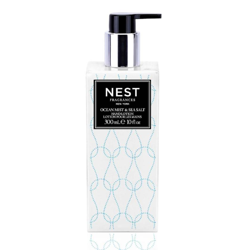 Nest Fragrances Ocean Mist + Sea Salt Hand Lotion