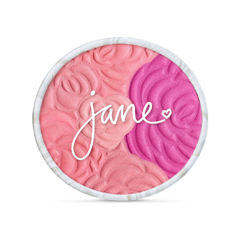 Jane Cosmetics Multi Colored Cheek Powder
