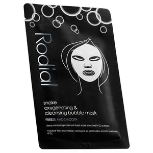 Rodial Snake Oxygenating & Cleansing Bubble Mask Individual
