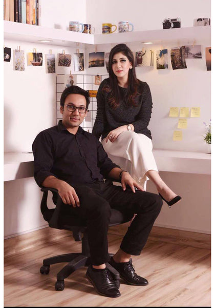 Ayesha and Usman top fashion designer