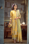Best Pakistani designer-yellow outfit