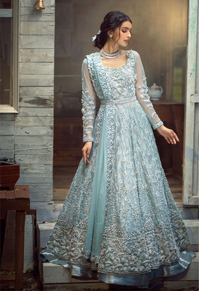 walima bridal dress-fashion designer-pakistan-ayesha and usman