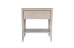 Carlyle End Table - Grey