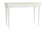 Aria Console - Antique White