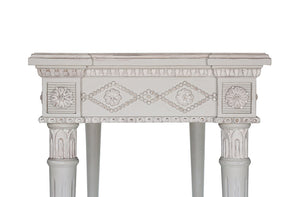 Aria Console - Swedish Grey | AVE HOME