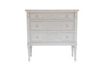 Aria Three Drawer Dresser (Pre-order for mid May Arrival)