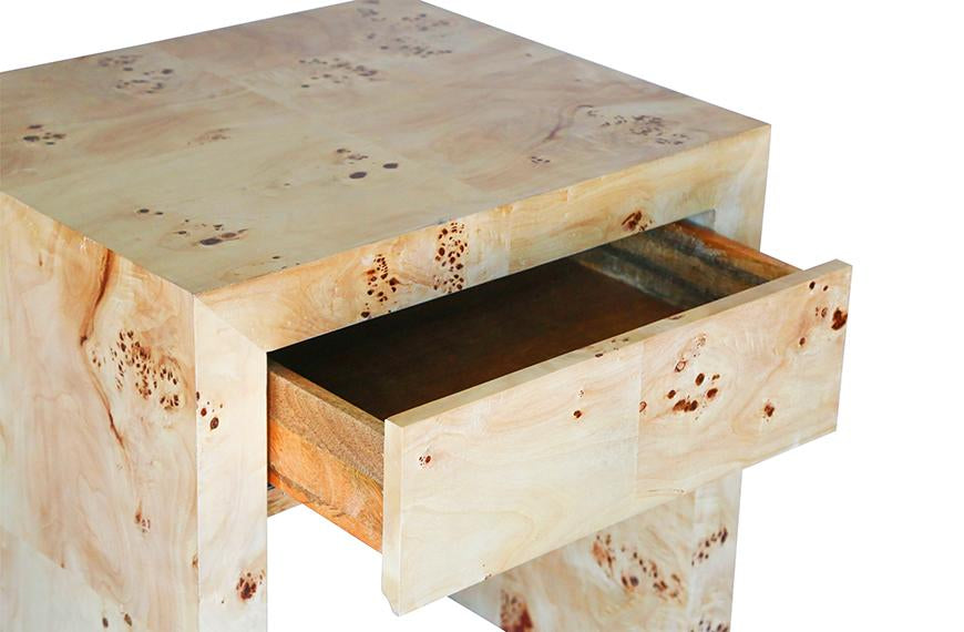 Chloe Burl End Table | AVE HOME