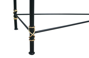 Chloe Metal Console | AVE HOME