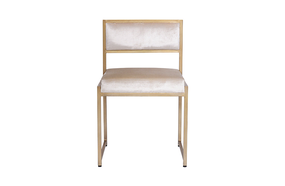 Carlyle Side Chair - Ivory
