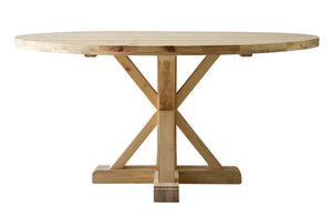Jax Pedestal Table | AVE HOME