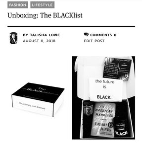 Sneak Peek: BLACKlist Unboxing
