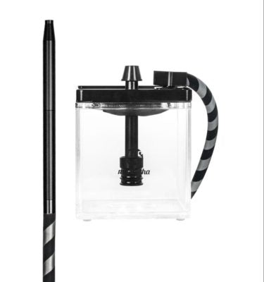 Shisha MS Micro Black Clear