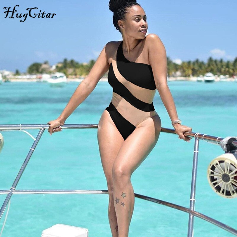 Contemporary Cutout Bodysuit-200000362-HugGitar