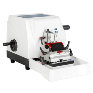 Manual Rotary Microtome High/Low Profile NEW! - Optimal Scientific