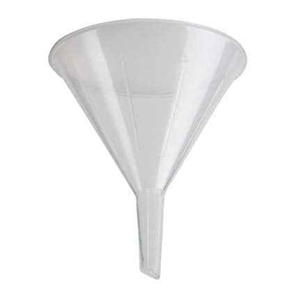 Funnel - Plastic Short-stem - Optimal Scientific