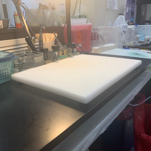 Cutting Board for Surgical and Pathology Laboratory Grossing & Dissection - Optimal Scientific