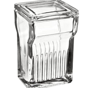 Hellendahl Glass Staining Jar Square - Optimal Scientific