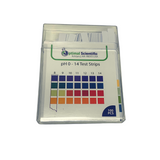 pH Indicator Test Strips - Optimal Scientific