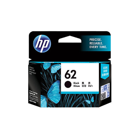 [Today ONLY] HP 62 Standard Ink Cartridge (for OfficeJet 5740/8040) - Black