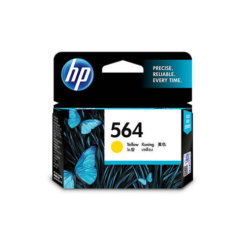 [Xmas SALE] HP 564 Standard Ink Cartridge (for Photosmart D5400/D7500) - Yellow