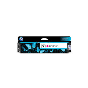 [Xmas] HP 971 Standard Ink Cartridge (for Officejet Pro X476dw/X576dw) - Magenta