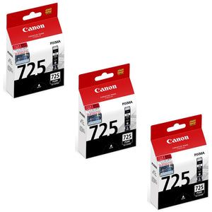 [VALUE] Canon PIXMA Ink Tanks (for MG8270/MG8170/MG6270/MX897/MX886) (3pcs) - Black