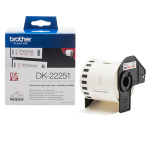 Image #1 of Brother DK-22251