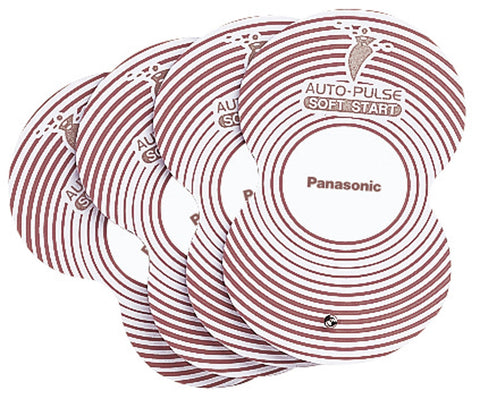 Panasonic Therapy Apparatus Pad (Pack of 4) (for EW-432, EW-434)