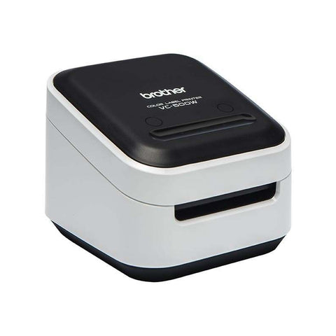 Brother ZINK ZERO INK Full Color Label Maker [VC-500W]