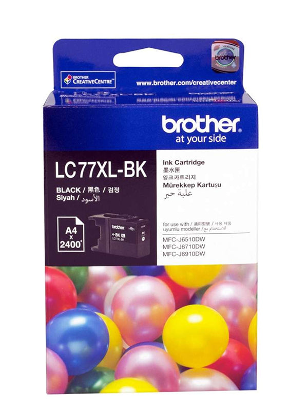 Image #1 of Brother LC77XLBK
